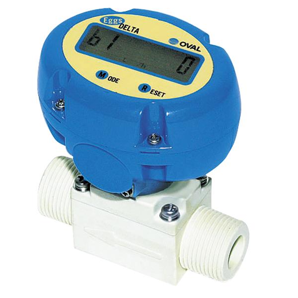 涡流流量监测器 (气体用)