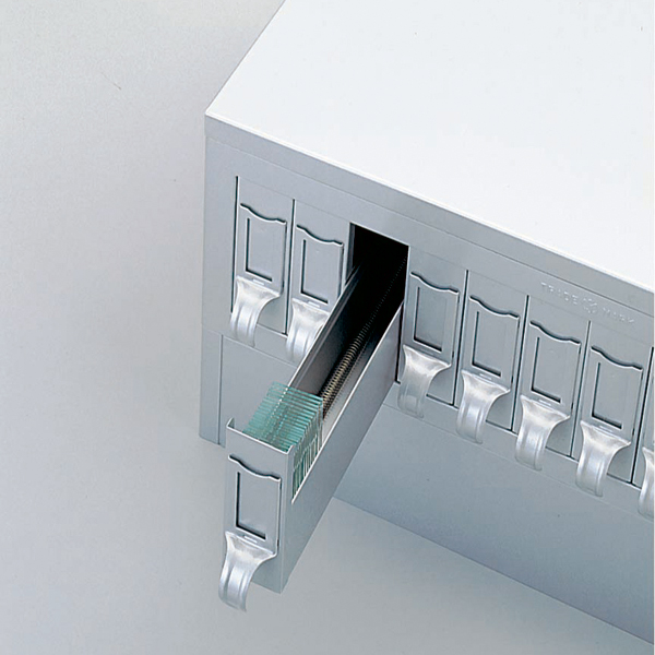复合式载玻片储存柜