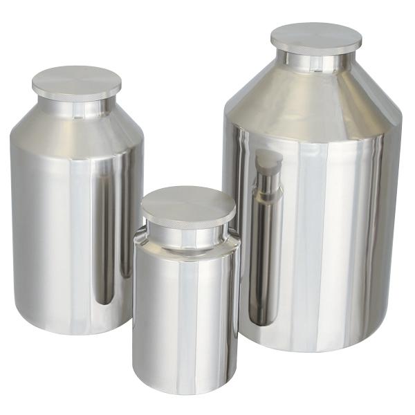 不锈钢瓶 (广口螺旋式)(广口螺旋式)