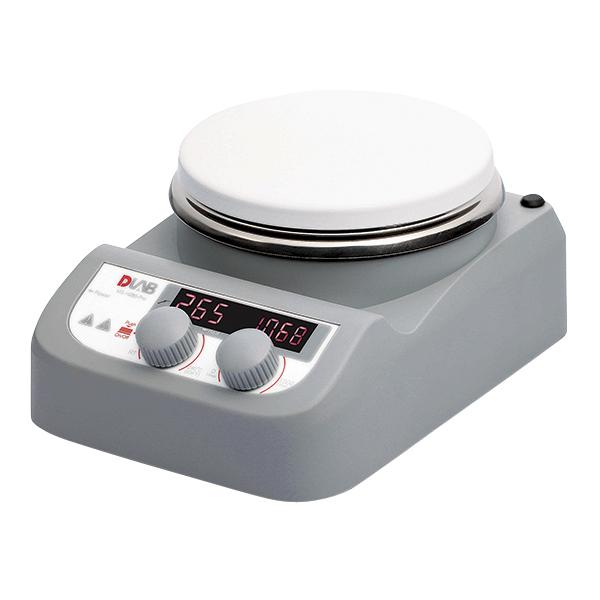 数码加热磁力搅拌机