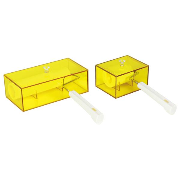 防静电有机玻璃盒(粘辊用)