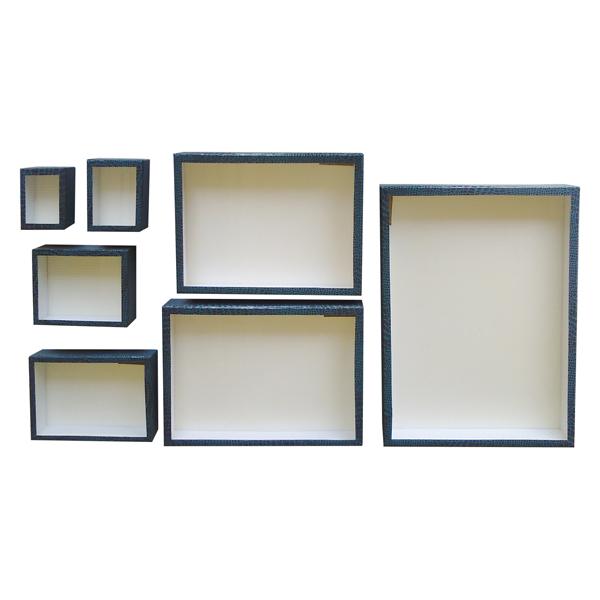 纸制玻璃盖标本箱