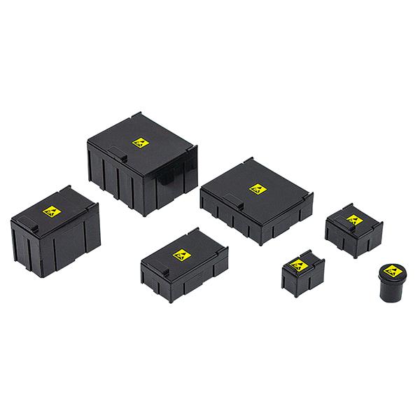 SMD芯片收纳盒