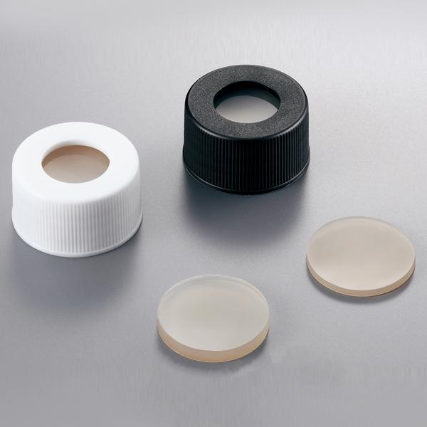 微量瓶用开口盖及隔垫