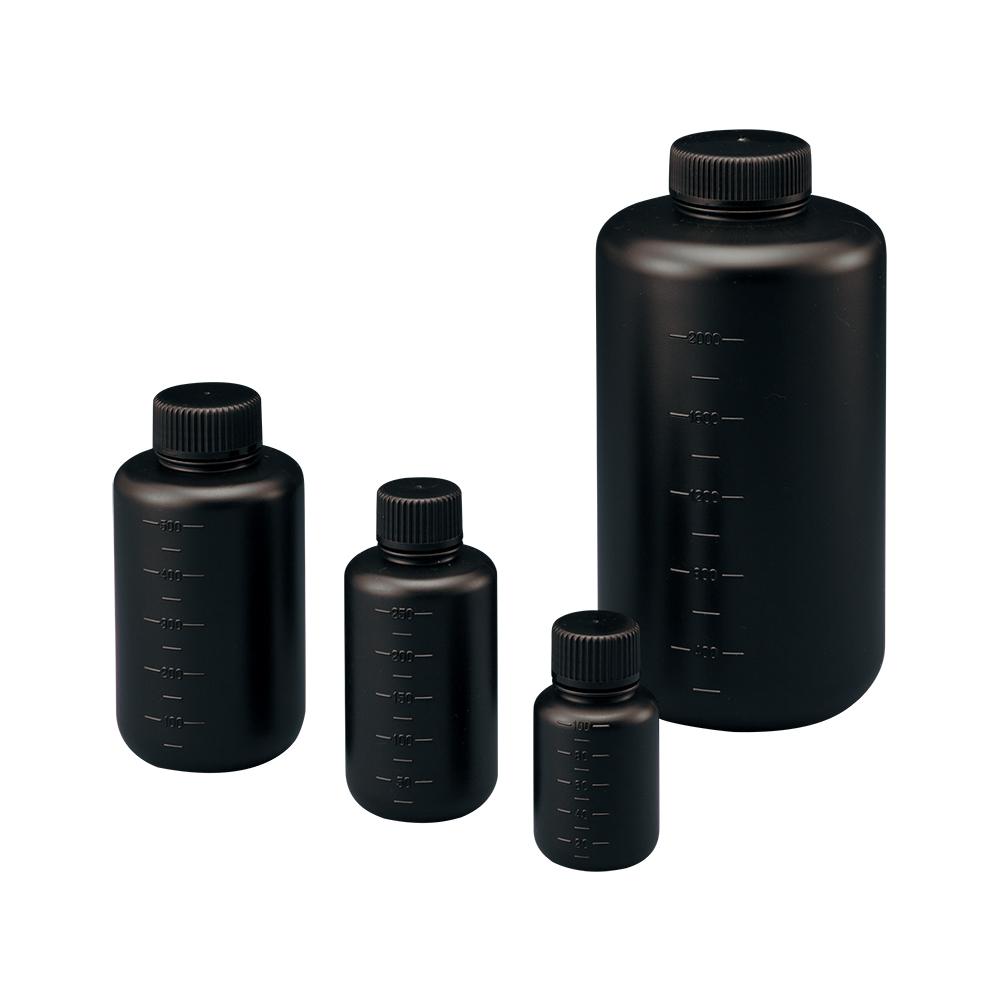 PE瓶(圆形窄口・遮光)