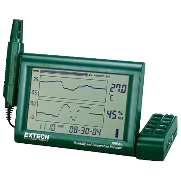图形显示温湿度记录仪(EXTECH)