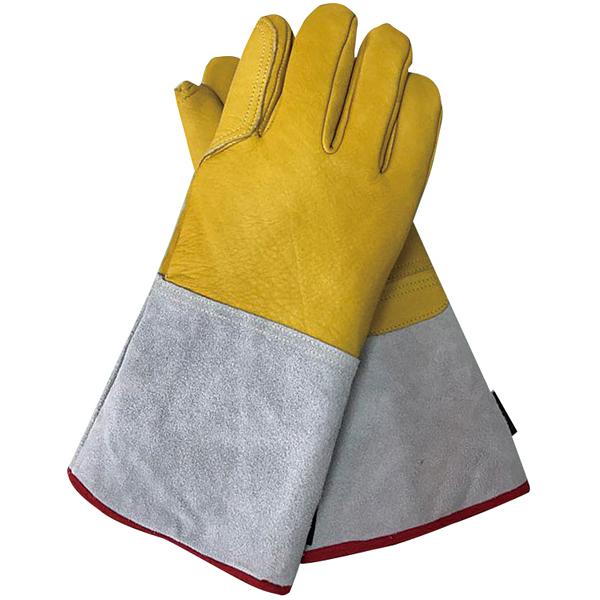 皮革防液氮手套
