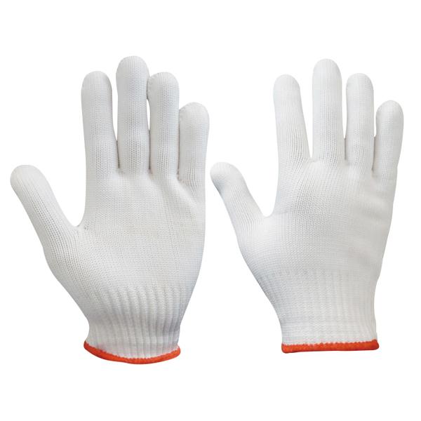 白色尼龙手套