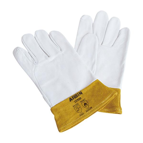焊接羊皮手套