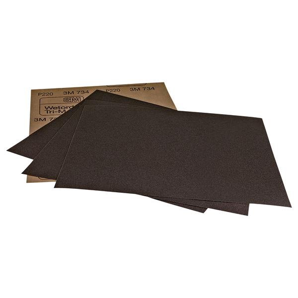 3M 耐水砂纸