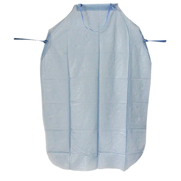 PVC防化学飞溅围裙