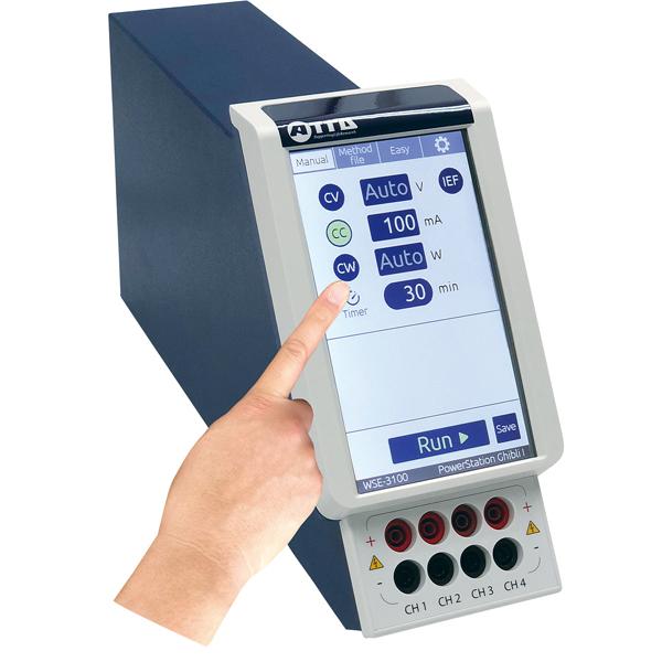 触控式高效能电源供应器