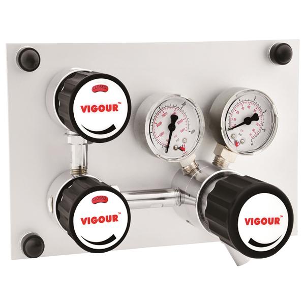 双测式自动切换压力控制面板