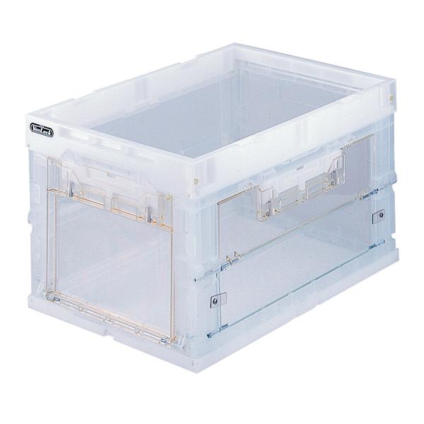 带门折叠箱