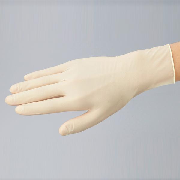 无菌乳胶手套(无粉)