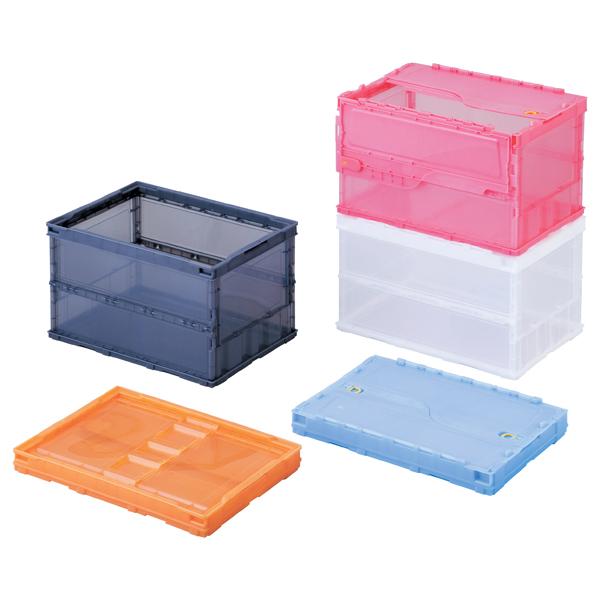 通用彩色折叠箱