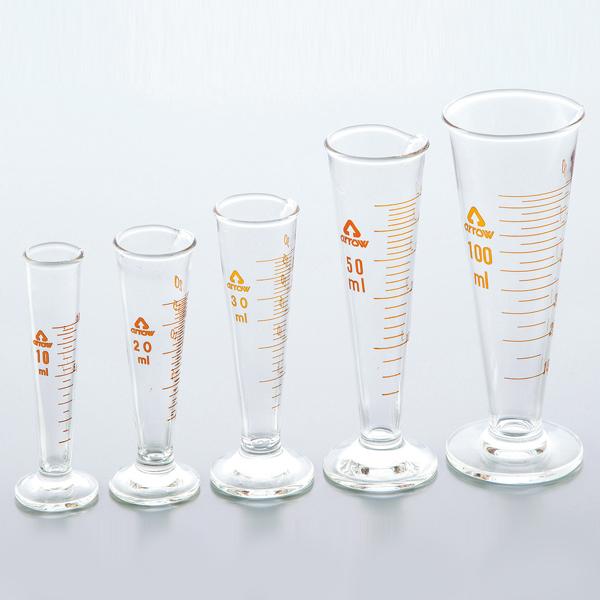 玻璃锥形量杯