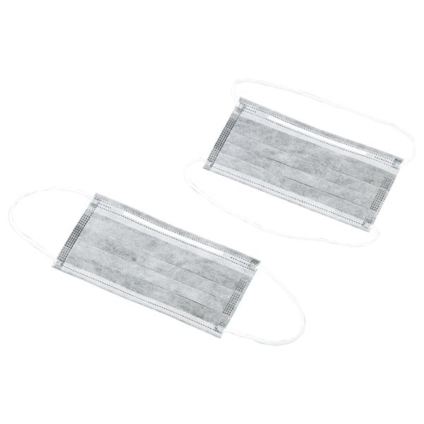 低尘活性炭口罩