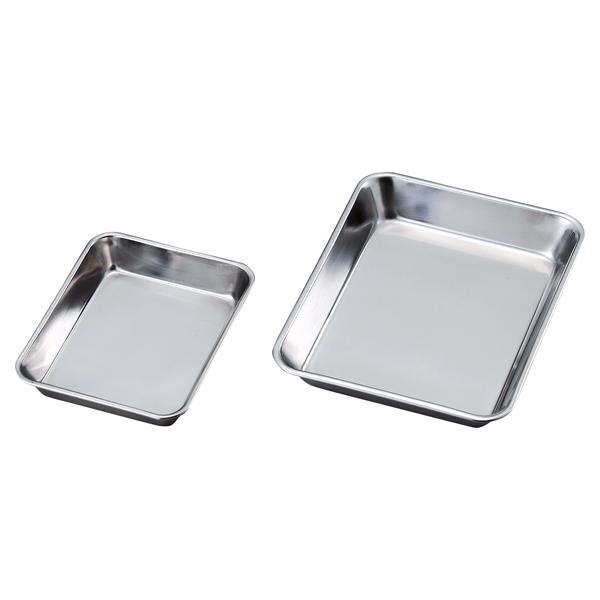 不锈钢方形托盘