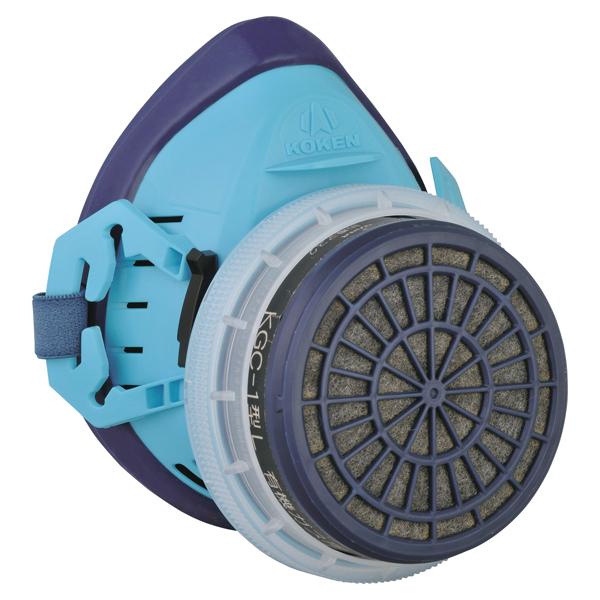 防毒面罩(气体浓度0.1%以下)