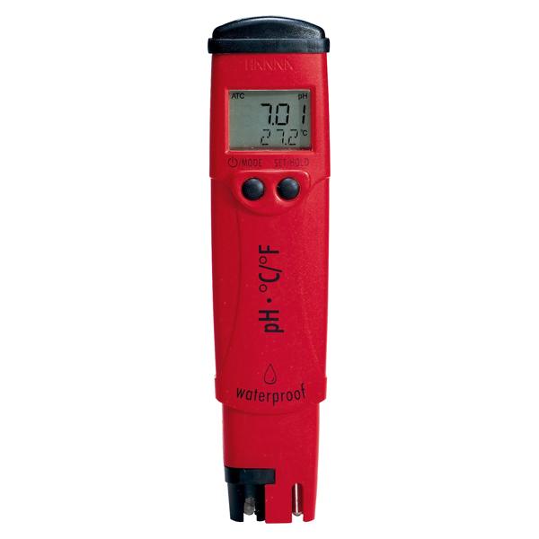 笔式防水pH仪