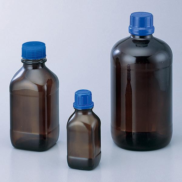 茶褐色玻璃瓶