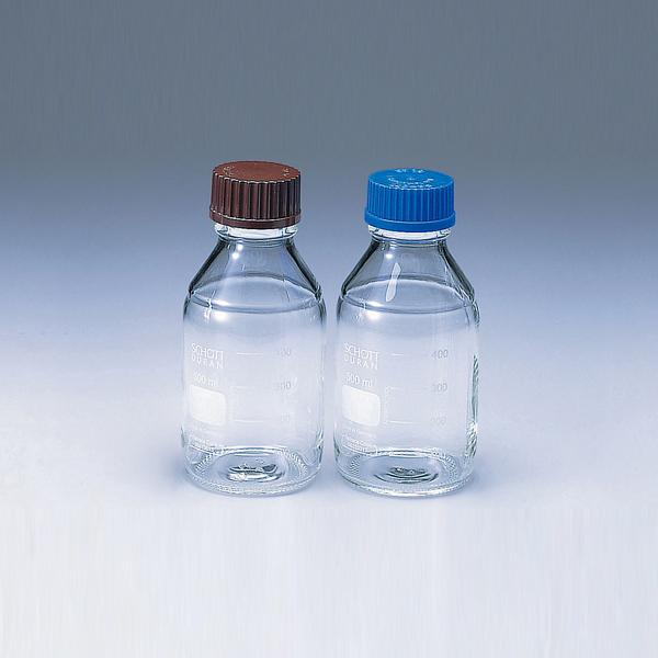 白色圆形螺口瓶