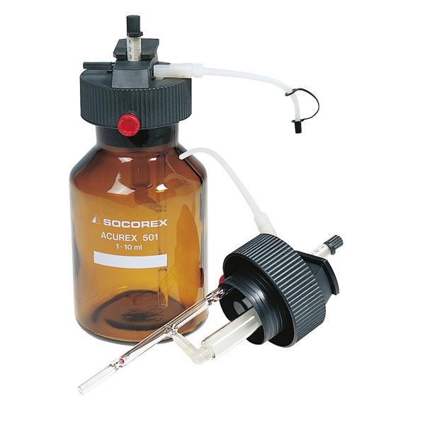 紧凑型瓶口分液器