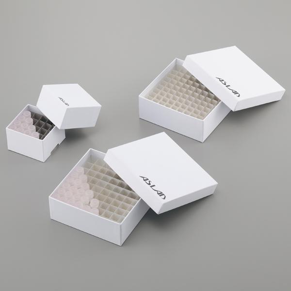 ASLAB纸制冻存盒