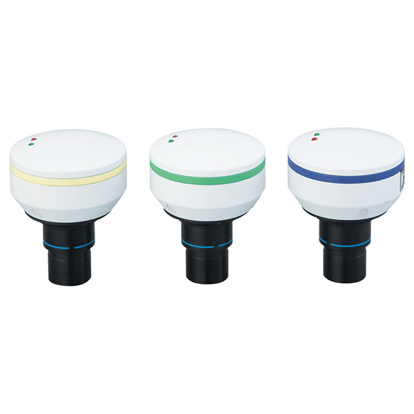 显微镜用USB连接数码相机