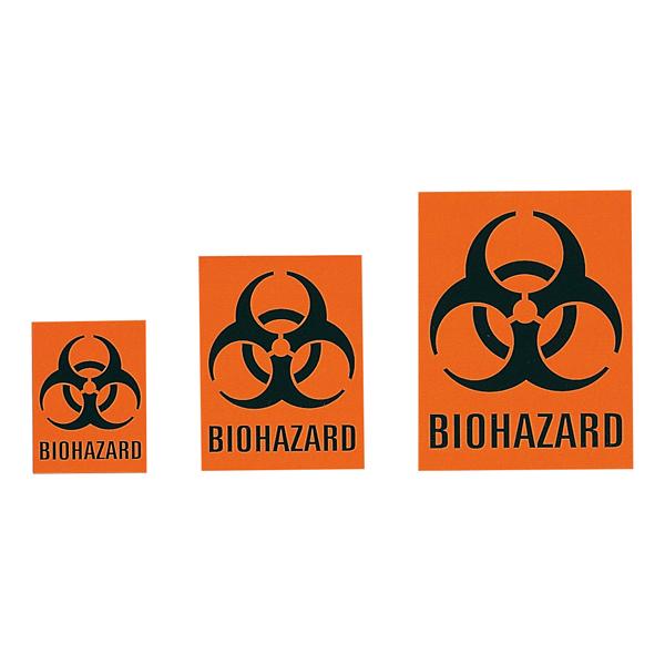 生物危害标签