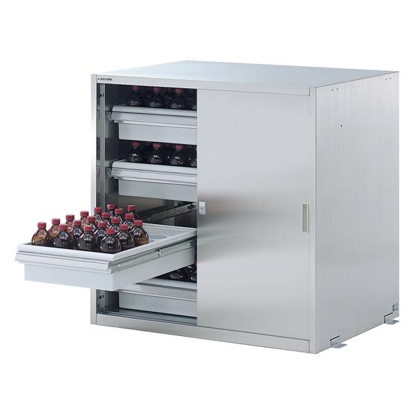 加固型不锈钢药品柜