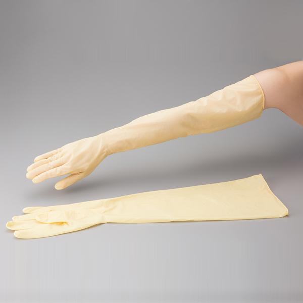 乳胶超长型手套(成双型)