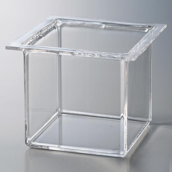 石英方形容器