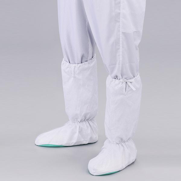 防滑长筒鞋套