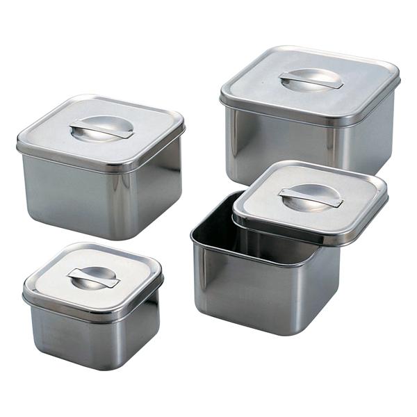 不锈钢方形罐
