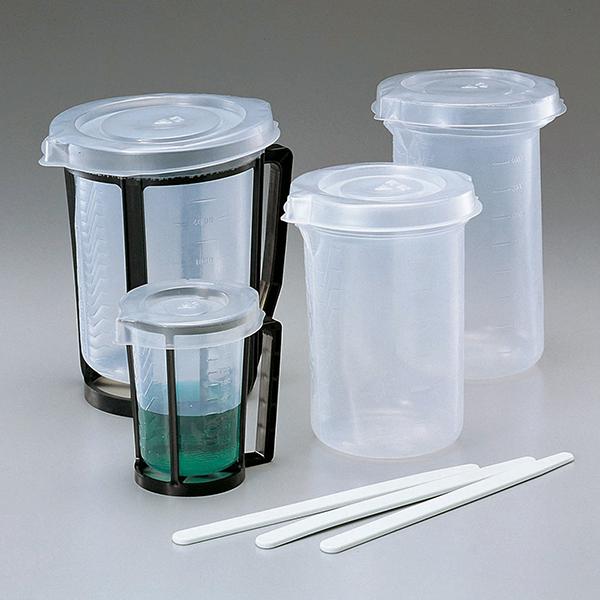 大容量一次性烧杯及烧杯架