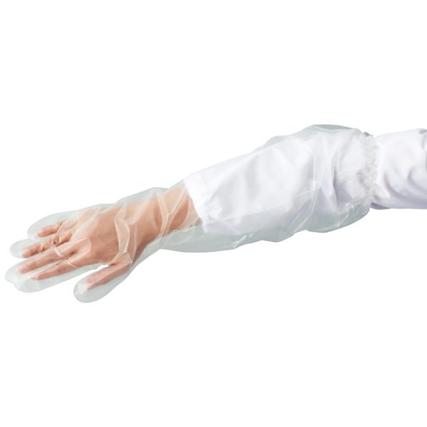 PE超长型手套