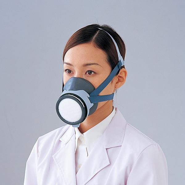 防毒面罩(低浓度用0.1%以下)