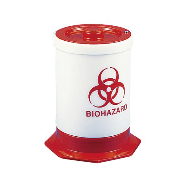 生物危害品废弃容器