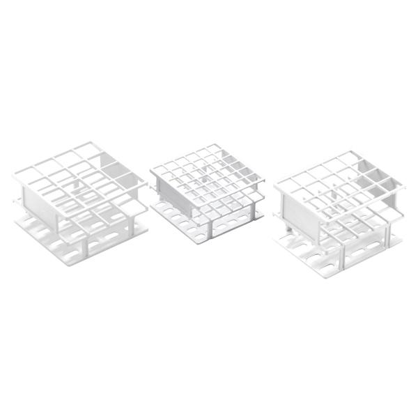 强化塑料试管架(小型)