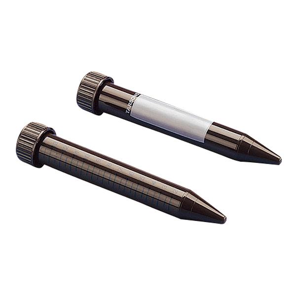 螺口棕色锥形离心管
