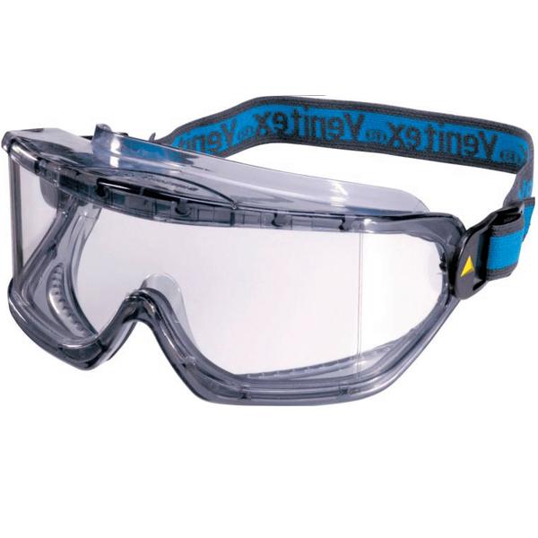 透明PC防化防雾护目镜