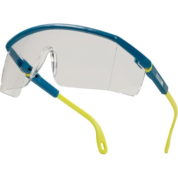 整片式防护眼镜
