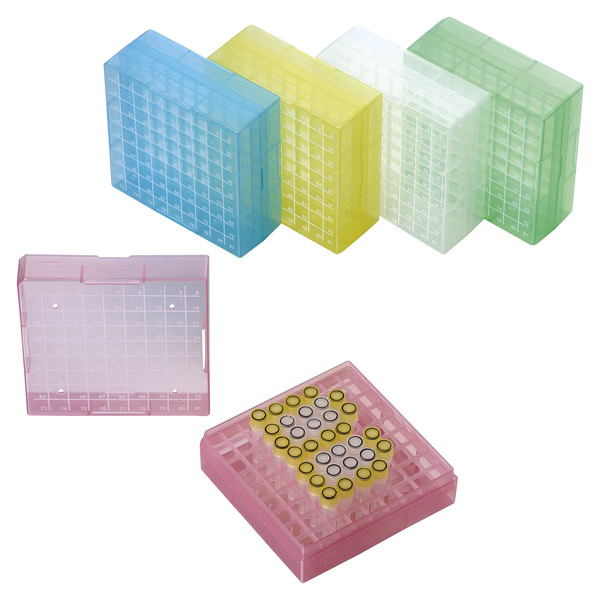 PP冻存盒(5个/包)