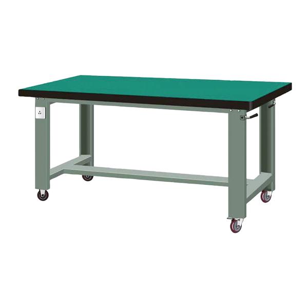 可移动重量物用工作台