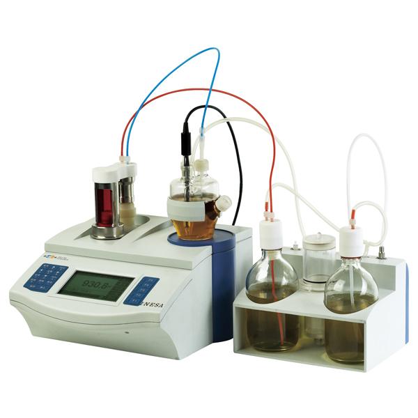 卡氏水分测定仪