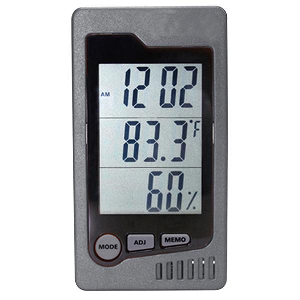 经济型温湿度计(大屏幕式)