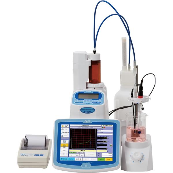 自动电位测定仪