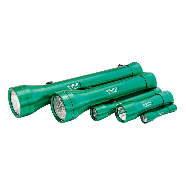 铝合金手电筒